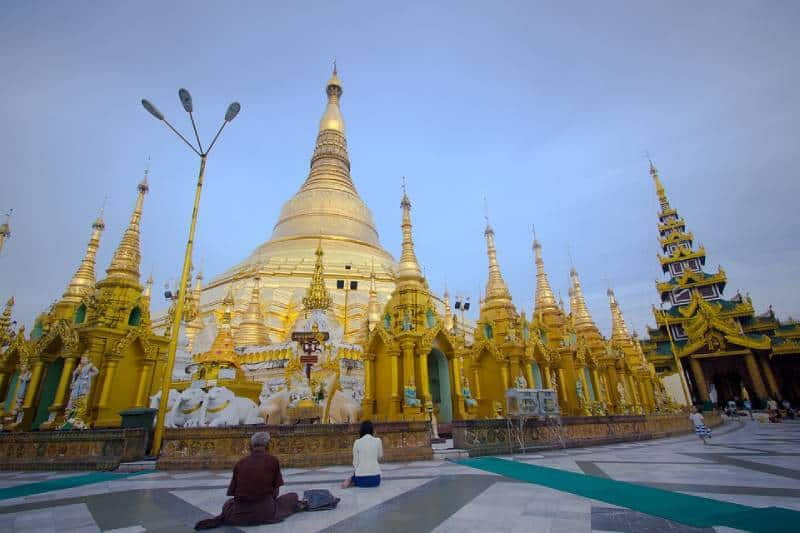 Yangon, Myanmar - Best Places to Visit in Southeast Asia