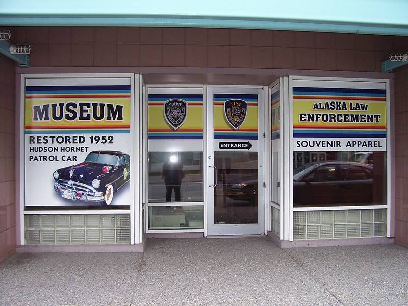 Alaska Trooper Museum - Free and Fun Things to Do in Anchorage, Alaska