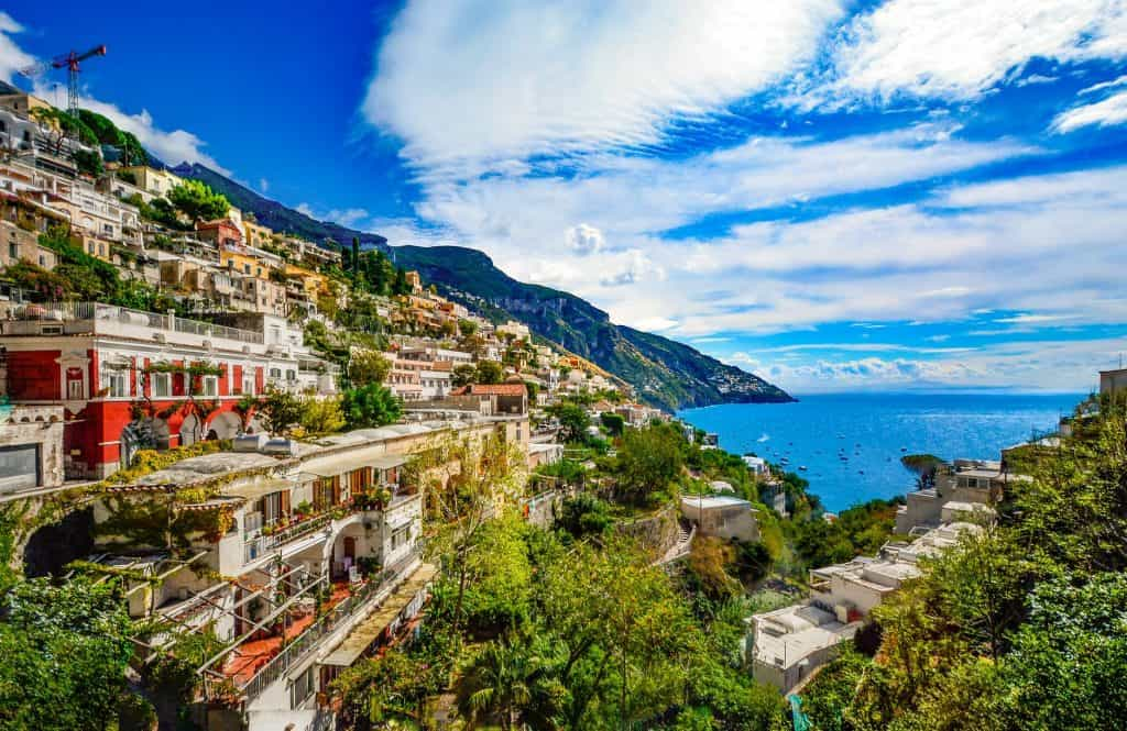 Amalfi Coast, Italy - Best European Cities to Travel with Kids
