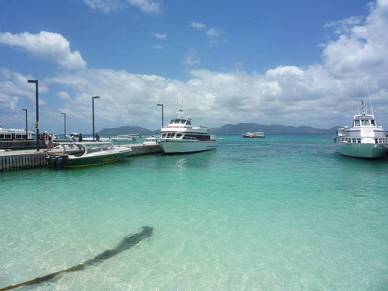 Anguilla Ferry - Things You Must Do and See in Saint Martin