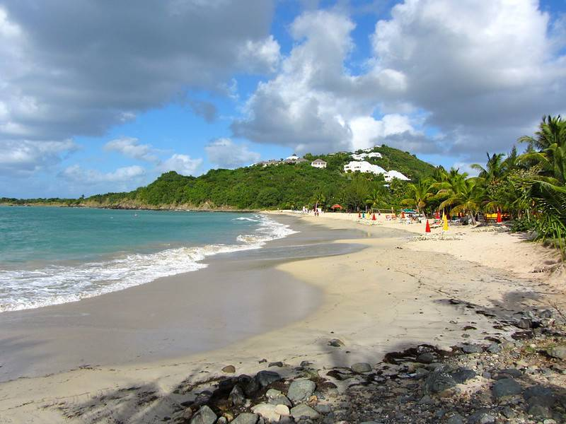 Anse des Peres, Friar's Bay - Things You Must Do and See in Saint Martin