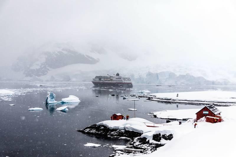 Antartica guide
