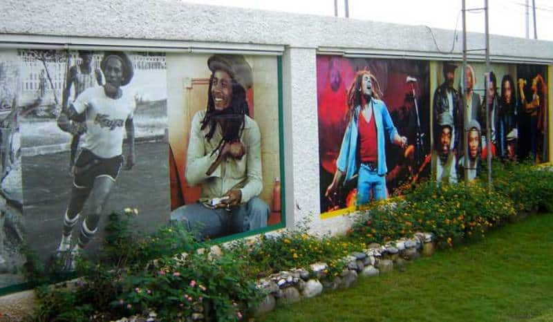 Bob Marley Museum - Places to Visit in Jamaica with Family