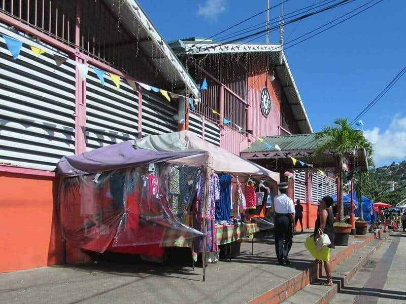 Castries Market - Things to Do in Saint Lucia