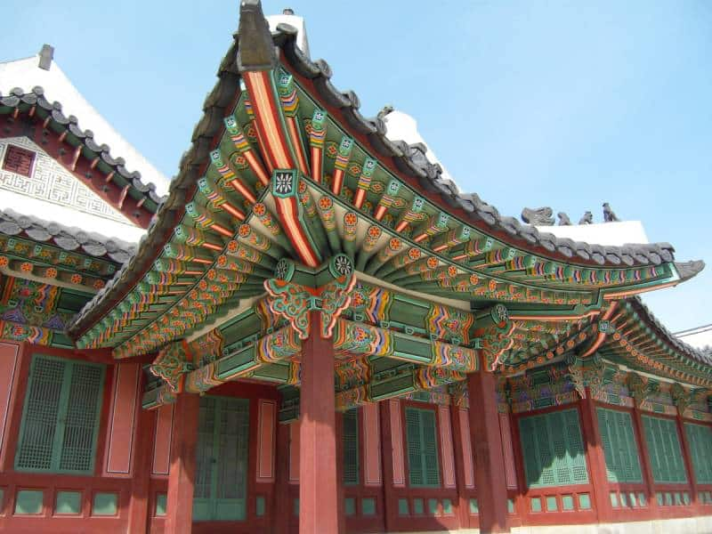 Changdeokgung Palace - South Korea Family Vacation