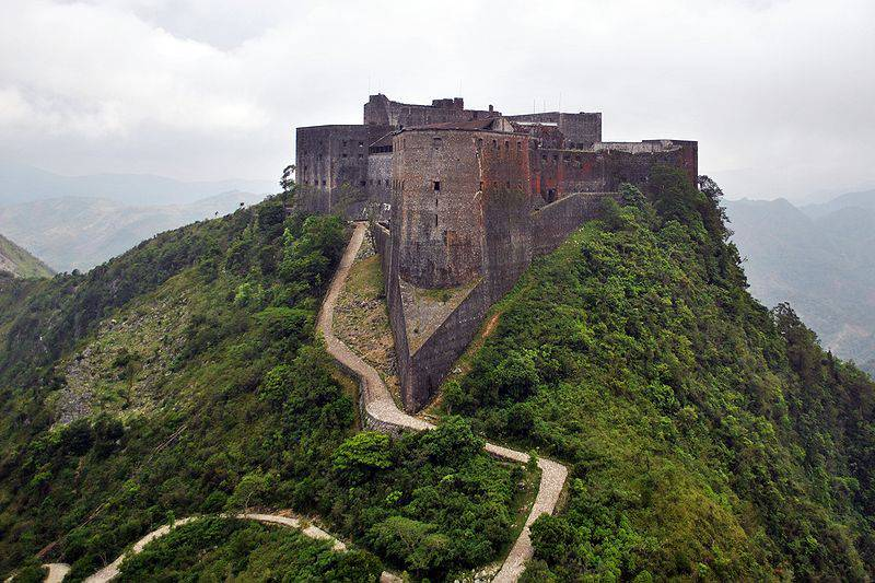 Citadelle Laferriere - Reason Why You Should Consider Visiting Haiti
