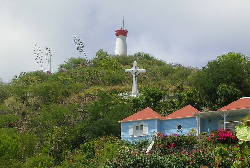 Fort Gustav - Reasons Why You Should Visit St. Barts