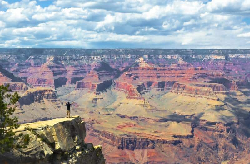 Grand Canyon National Park - UNESCO Heritage Sites
