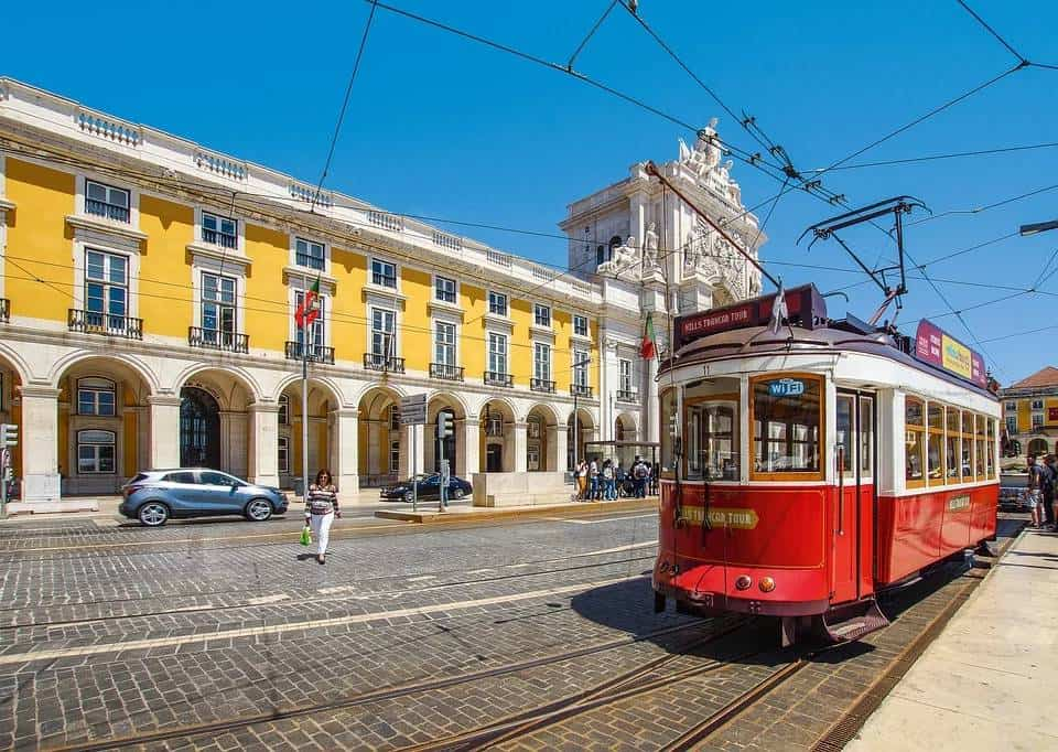 Lisbon, Portugal - Best European Cities to Travel with Kids