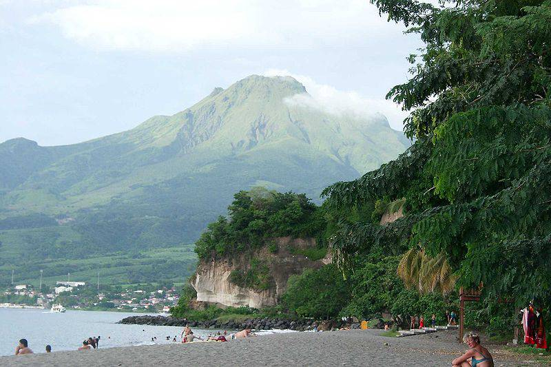 Mount Pelee - Best Things You Should Do in Martinique