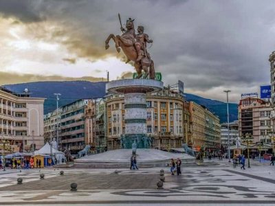 Newest Named Countries in the World – North Macedonia