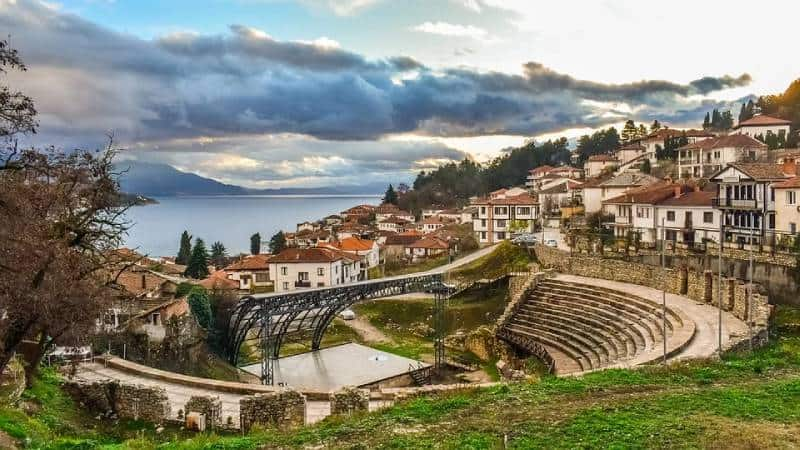 Ohrid – North Macedonia