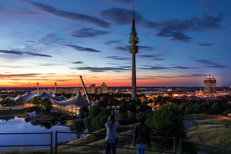 Olympic Stadium, Munich, Germany - Best European Cities to Travel with Kids