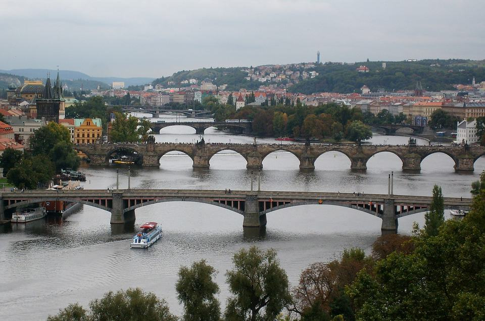 Prague, Czech Republic - Best European Cities to Travel with Kids