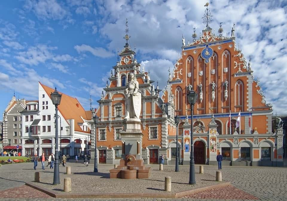 Riga, Latvia - Best European Cities to Travel with Kids