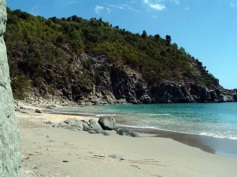 Shell Beach - Reasons Why You Should Visit St. Barts