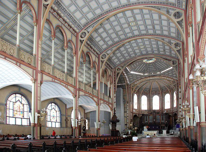 St. Louis Cathedral - Best Things You Should Do in Martinique