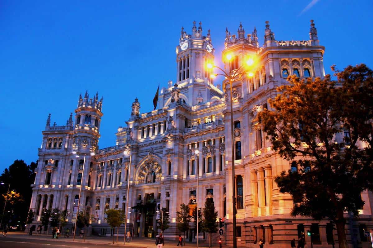 Things to do in Madrid At Night Without Kids