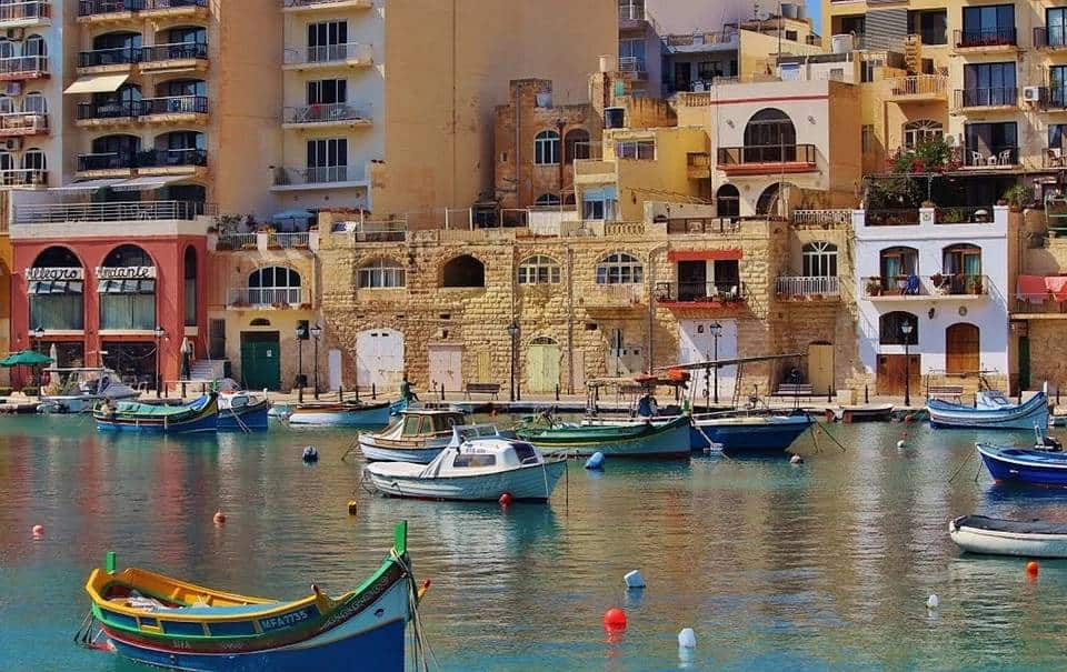 Valletta, Malta - Best European Cities to Travel with Kids