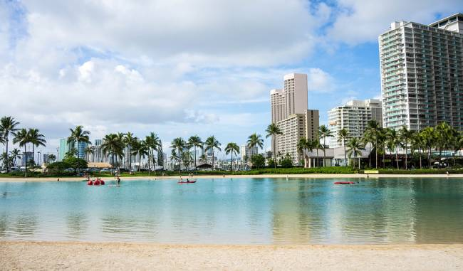 Waikiki Beach - Things to Do in Oahu, Hawai