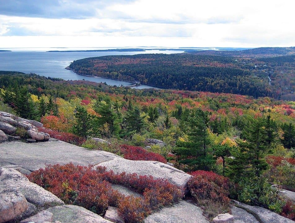 Acadia National Park - Budget Spring Break Destinations