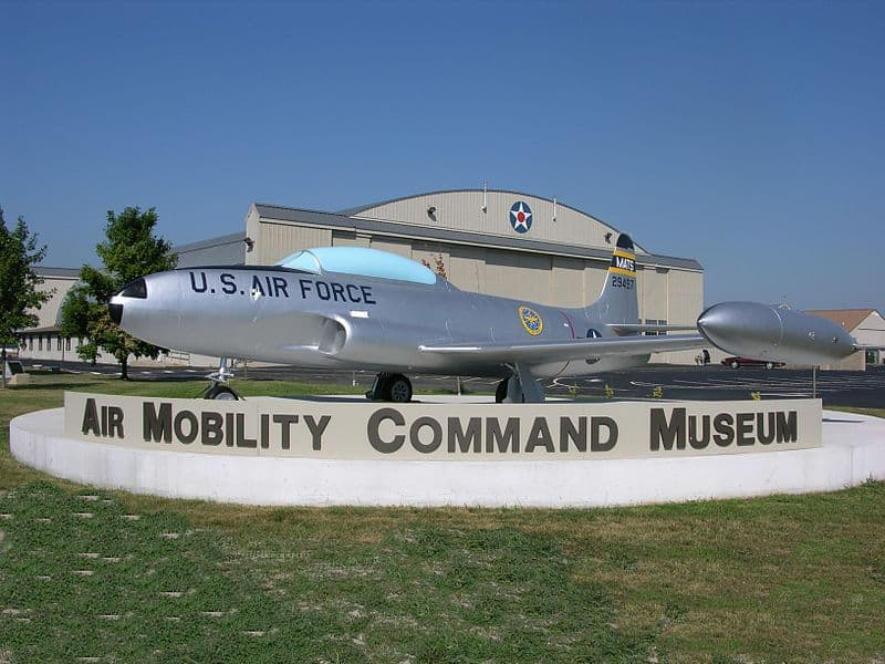 Air Mobility Command Museum, Delaware
