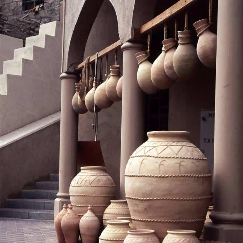 Al Hoota Cave - Oman Family Vacation