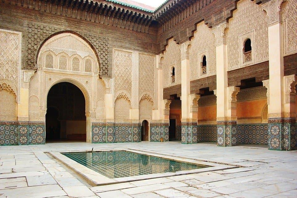 Ben Youssef Madrasa Marrakech, Morocco