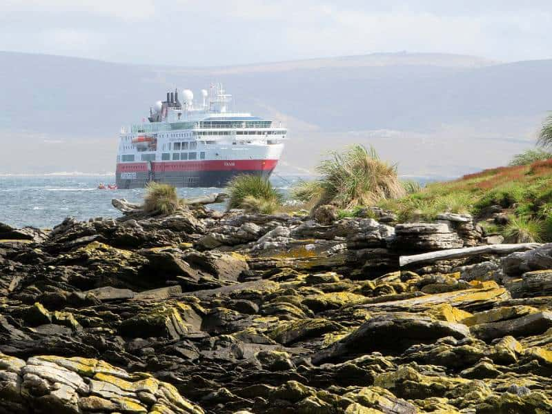 Cruise, Falkland Islands