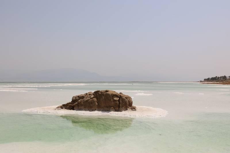 Dead Sea - Jordan With Kids