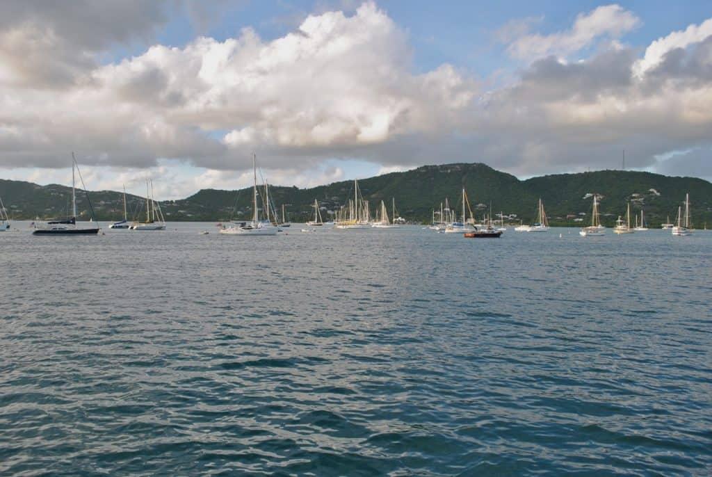 Ferry, Caribbean Montserrat Island