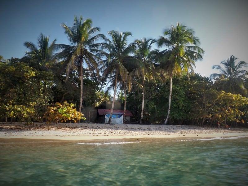 Isla Bastimentos Panama, Central America