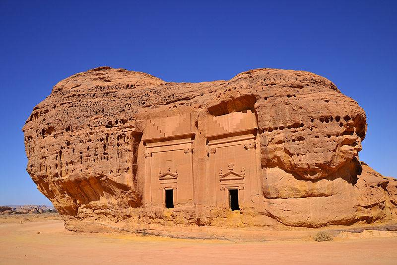 Mada'in Saleh - Saudi Arabia Vacation