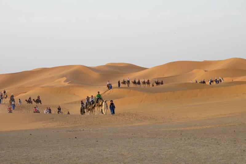 Merzouga - Morocco with Kids