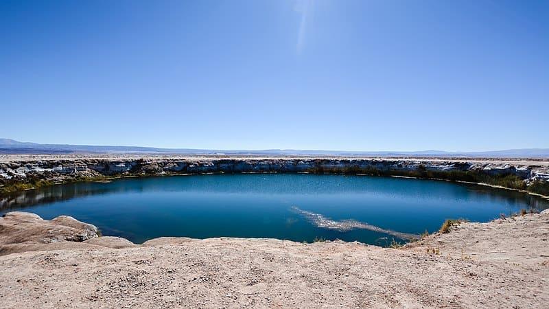 Ojose del Salar, Chile