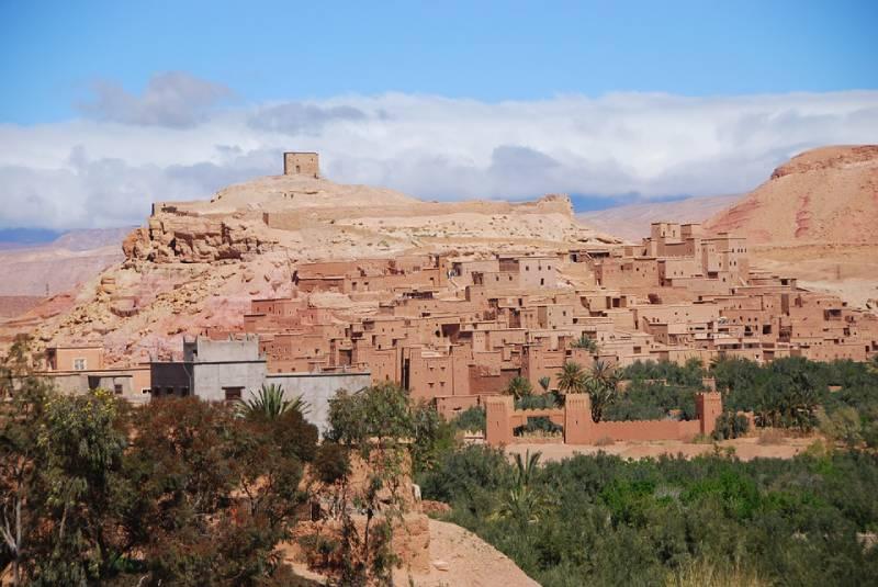 Ouarzazate - Morocco with Kids