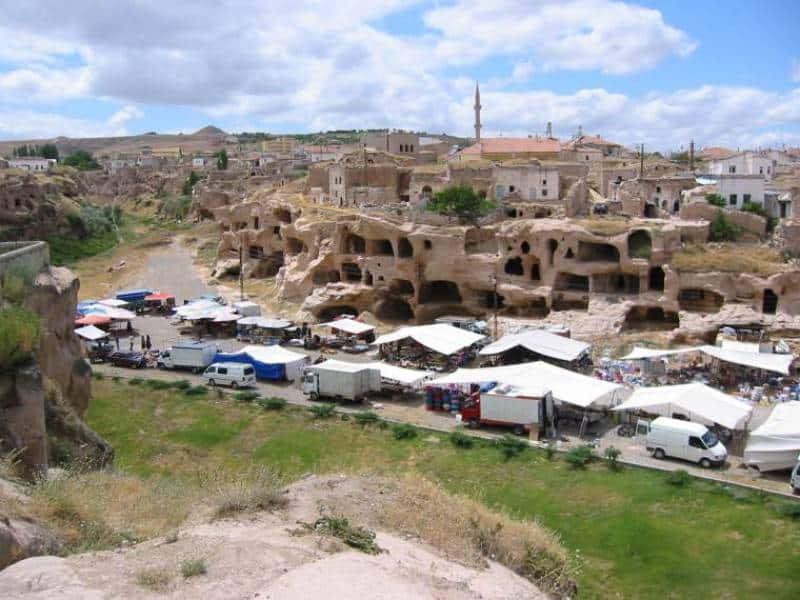 Ozkonak - Cappadocia, Turkey with Family