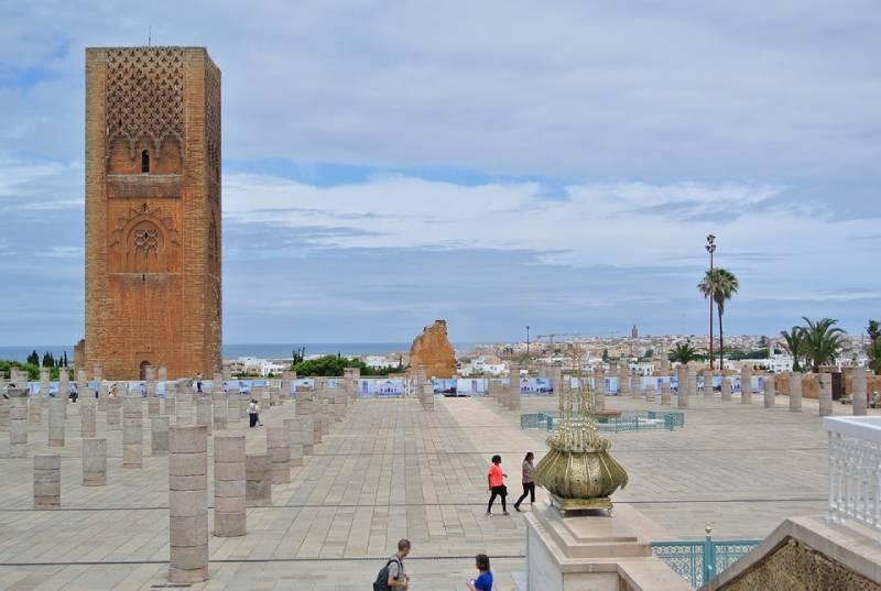 Rabat - Morocco with Kids