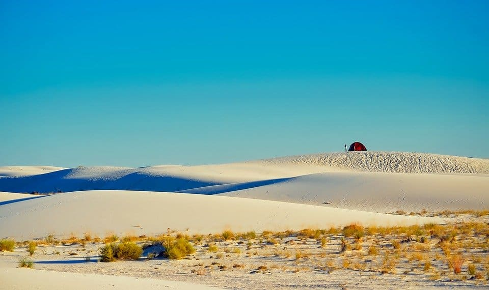 Sands National Monument - Budget Spring Break Destinations