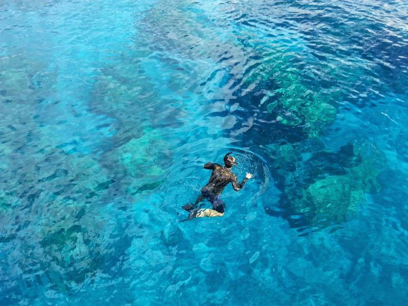 Snorkel - Things to Do in the US Virgin Islands