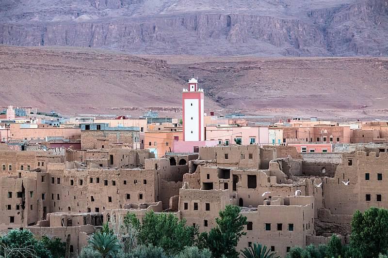 Tinghir - Morocco with Kids