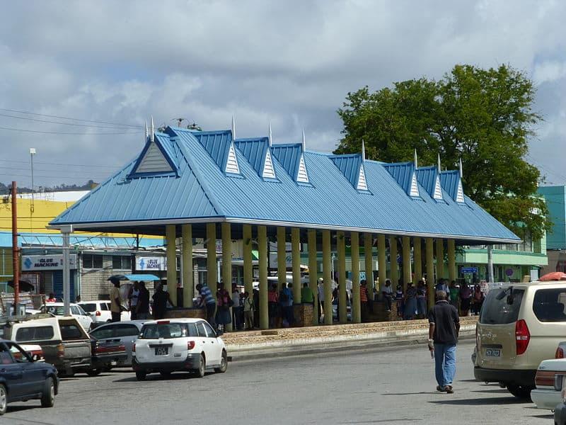 Trinidad Bus terminal