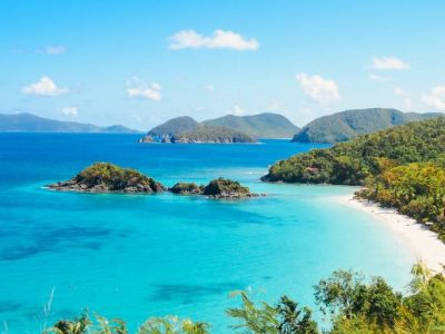 Trunk Bay - Things to Do in the US Virgin Islands