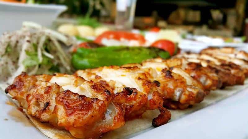 Turkish Cuisine - Cappadocia, Turkey with Family