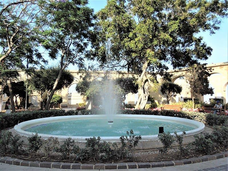 Upper Barrakka Garden