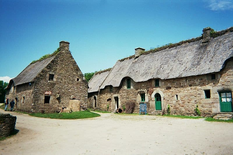 Village de Poul-Fetan