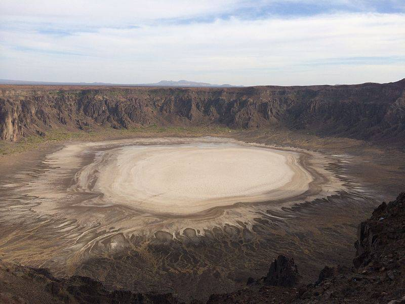 Wahba Crater - Saudi Arabia Vacation