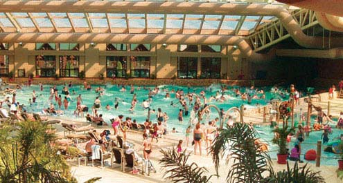Wisconsin Dells - Budget Spring Break Destinations