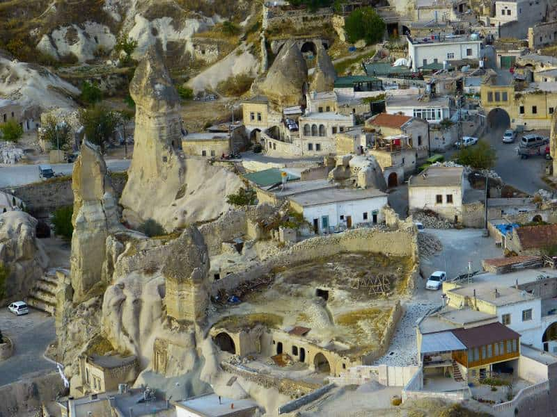 accomodation - Cappadocia, Turkey with Family
