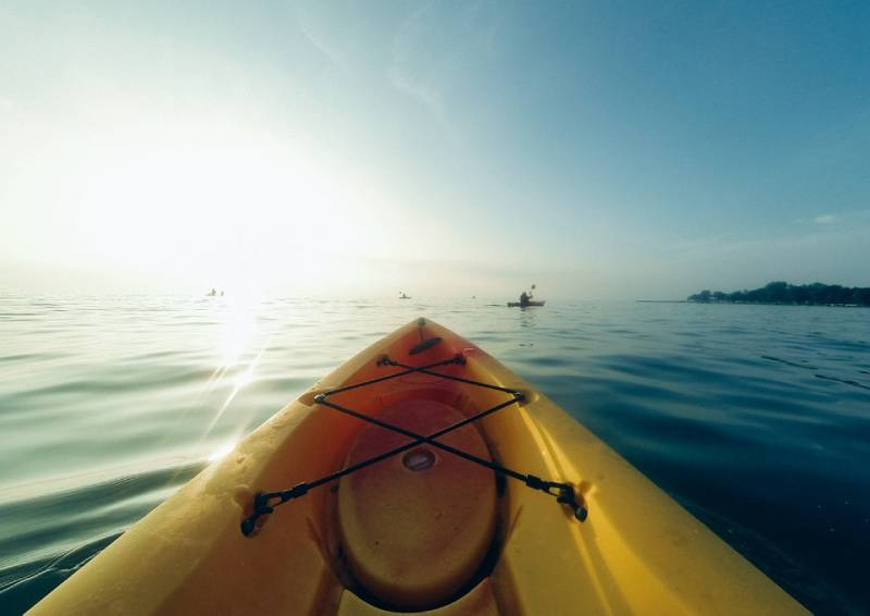 kayaking - Things to Do in the US Virgin Islands